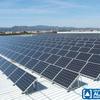Cámaras multiespectrales - Paneles solares