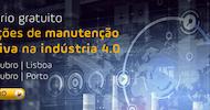 Seminário Aplicações de manutenção preditiva na indústria 4.0 | MRA HOME