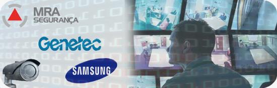 I Sessão Técnica, MRA Segurança, Genetec, Samsung