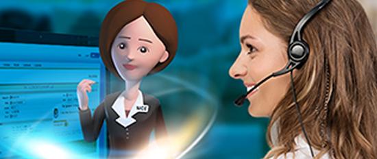 Webinar Re-evoluciona e impulsa tu Contact Center desde cualquier ubicación