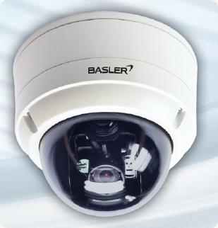 Cámara Basler IP
