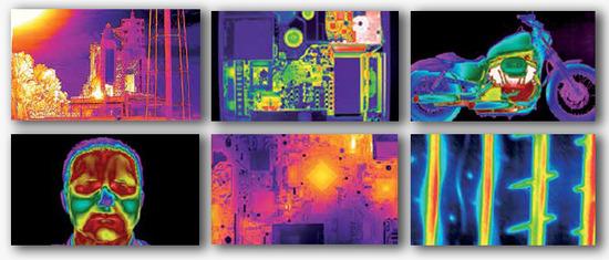 Imágenes cámaras refrigeradas