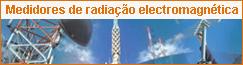 Medidores radiação electromagnetica