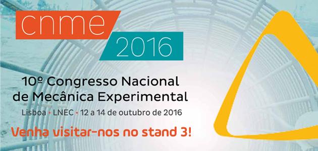 10� Congresso Nacional de Mec�nica Experimental
