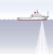 Pinnacle ADCP instalado en barco